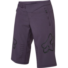 Fox Defend Shorts Dames, dark purple